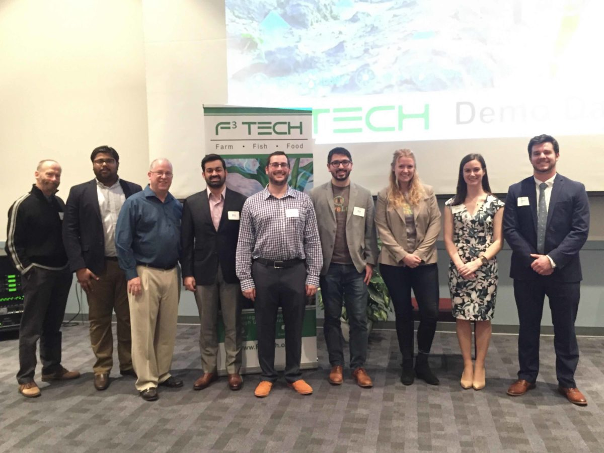 F3 Tech's pre-accelerator is for founders working in agritech, aquatech and envirotech
