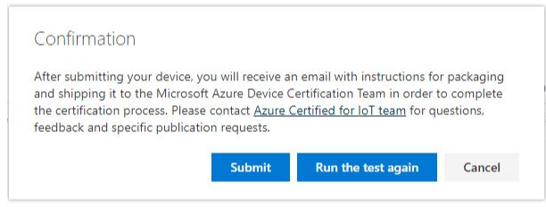 Expanding Azure IoT certification service to support Azure IoT Edge devices