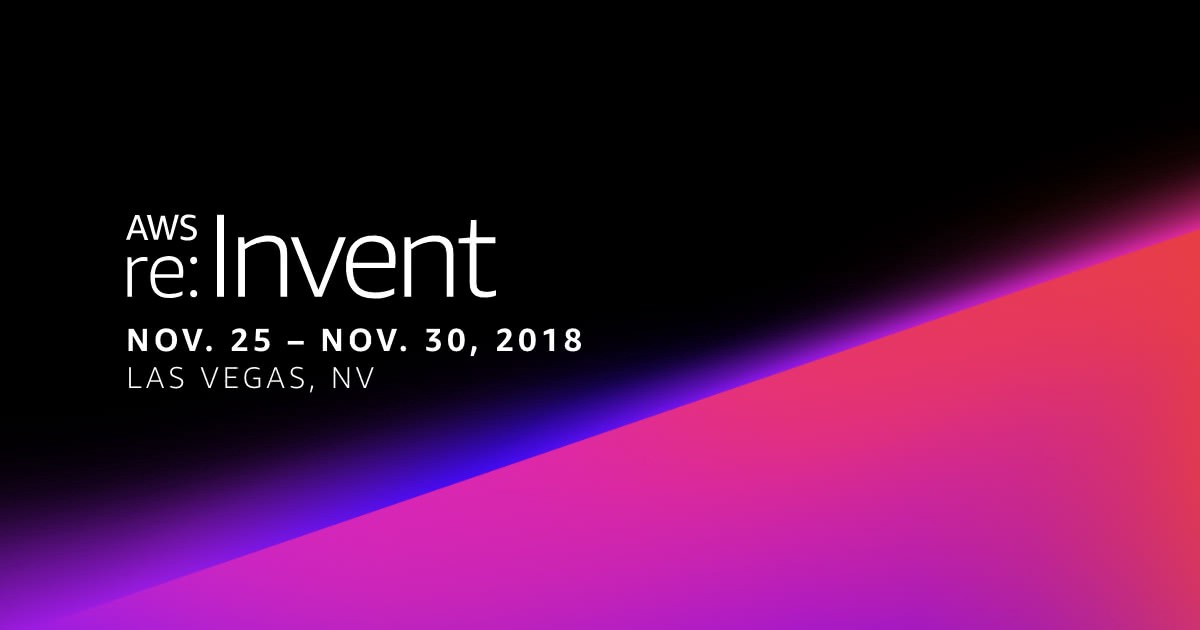 What I saw at AWS re:Invent 2018 – Inside Insider – Medium