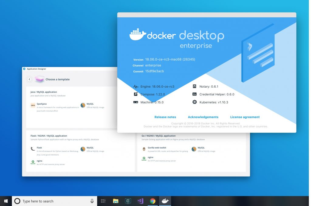 Introducing Docker Desktop Enterprise
