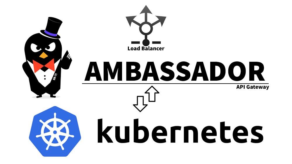 How to Create an API Gateway using Ambassador on Kubernetes