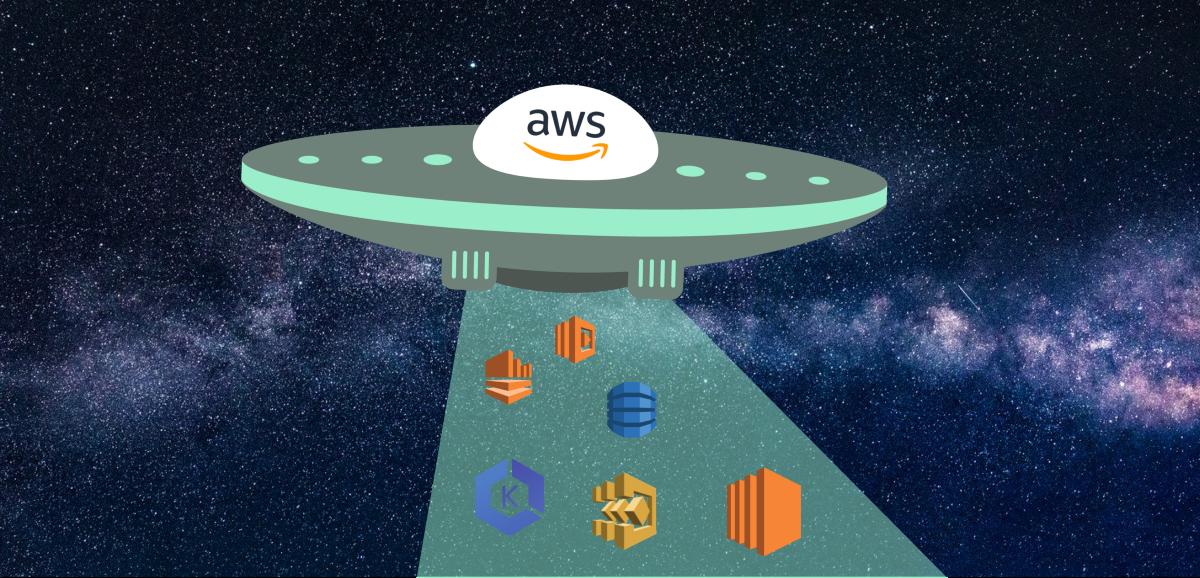 The AWS Spaceship