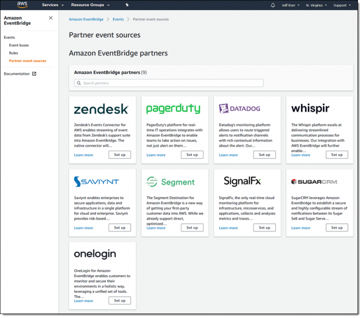 Amazon EventBridge – Event-Driven AWS Integration for your SaaS Application