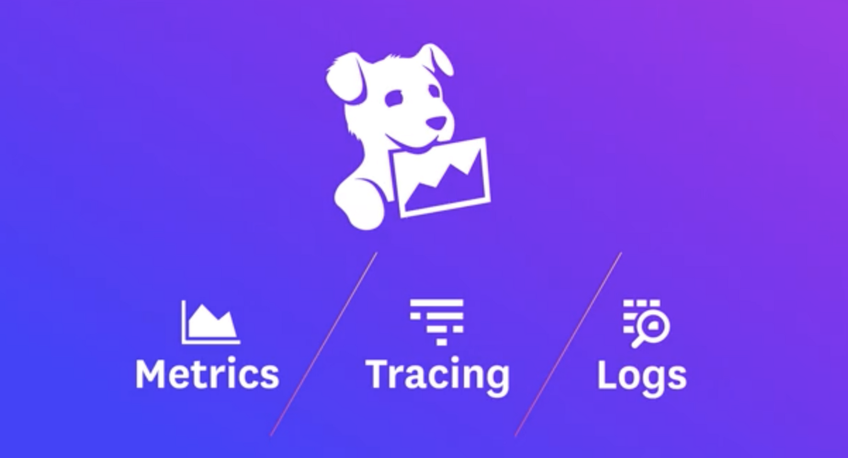 Datadog: Monitoring and analysis