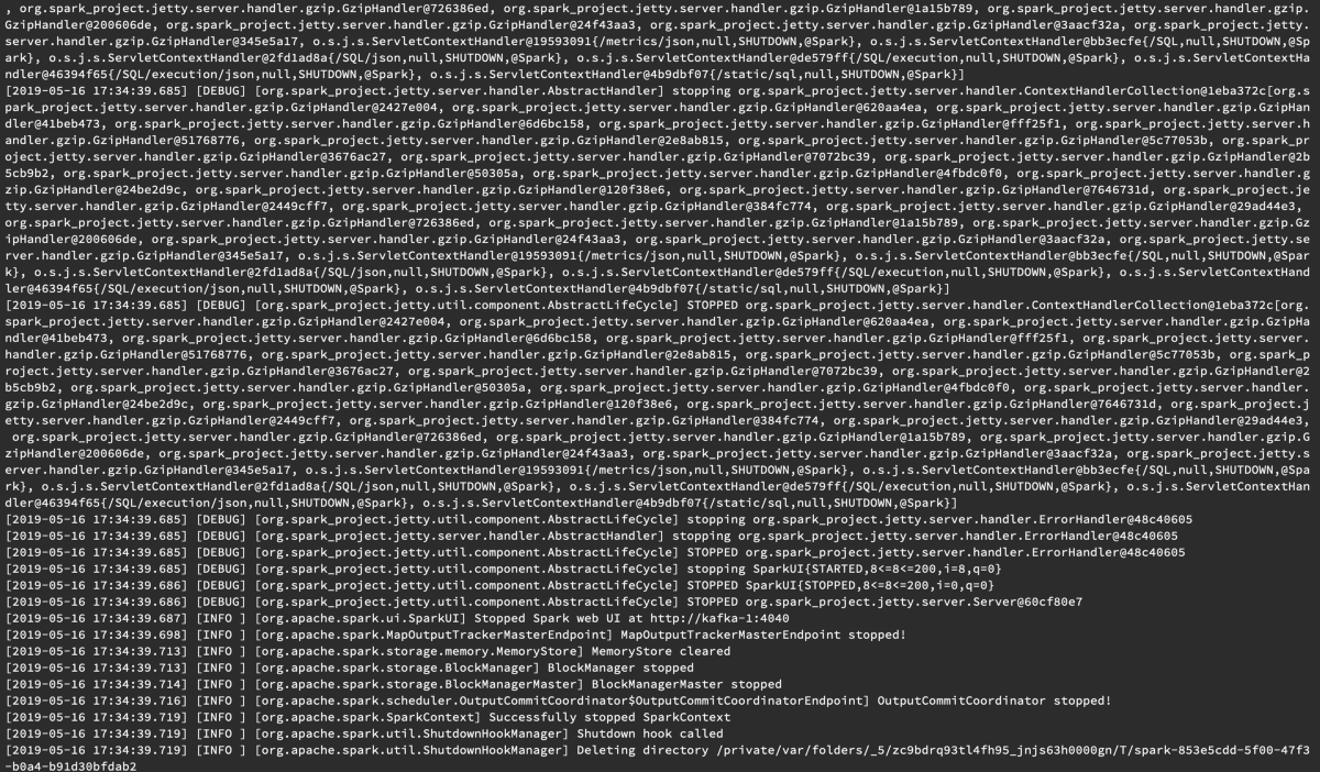 Hacking with Spark DataFrame