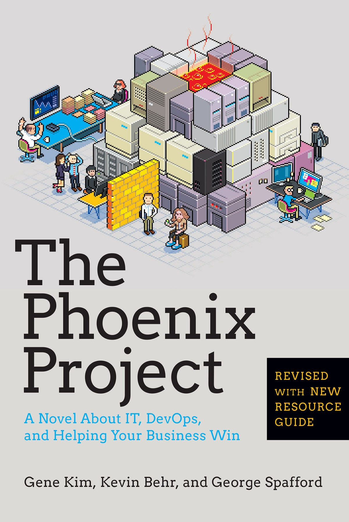 The Phoenix Project—Now with More Kafka.