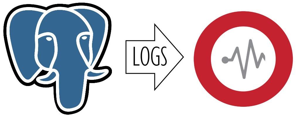 PostgreSQL logging to Graylog
