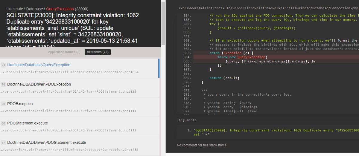 Laravel 5 validation with mutated attributes