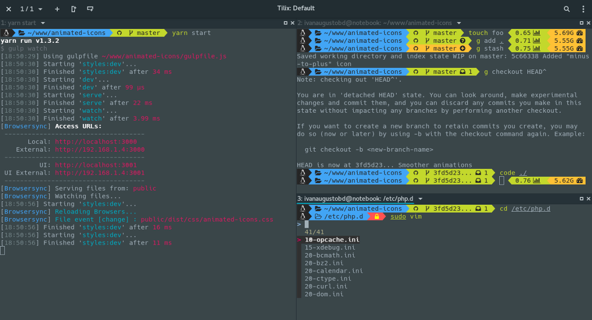 Your terminal can be much, much more productive