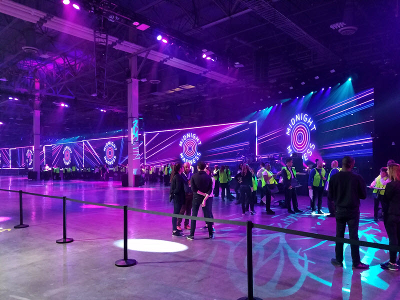AWS Previews and Pre-Announcements at re:Invent 2018 – Midnight Madness