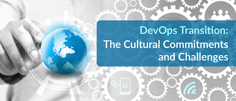 DevOps Transition: The Cultural Commitments and Challenges