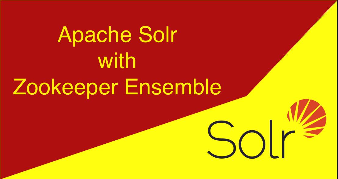 Apache Solr with Zookeeper Ensemble – Vishal Khare – Medium
