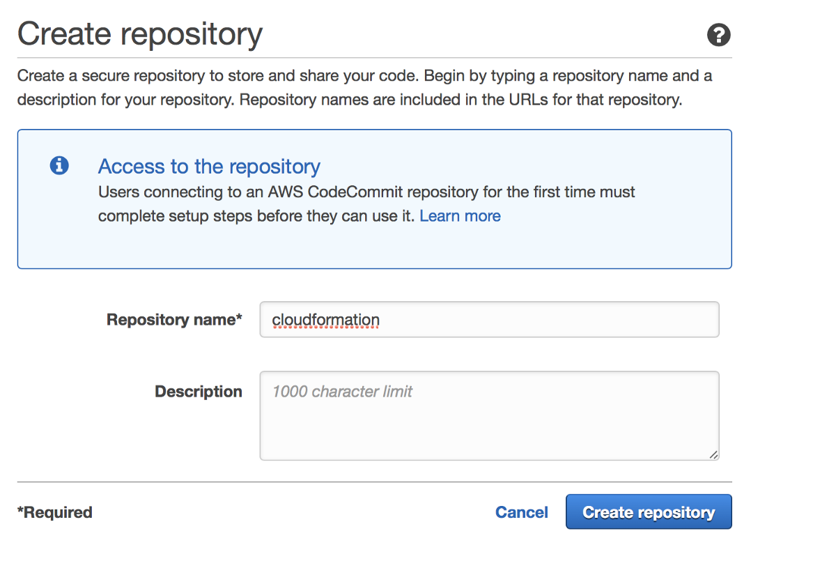 cloudformation template generator - devopschat simple cicd pipeline for cloudformation