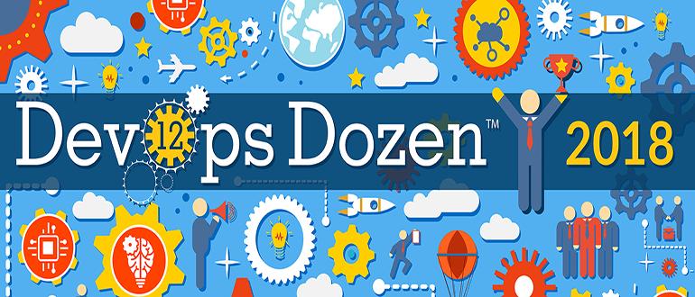 DevOps Dozen 2018: Nominations Deadline Approaching