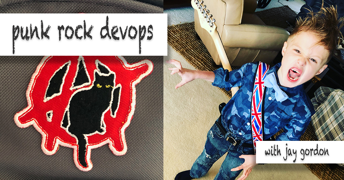 Punk Rock DevOps with Jay Gordon