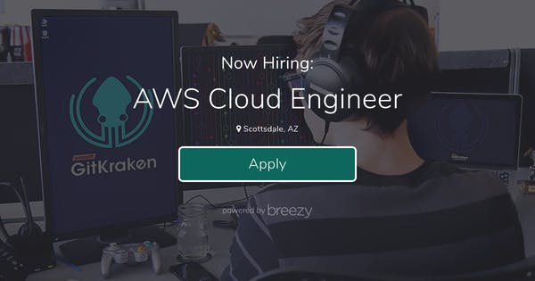 AWS Cloud Engineer at Axosoft